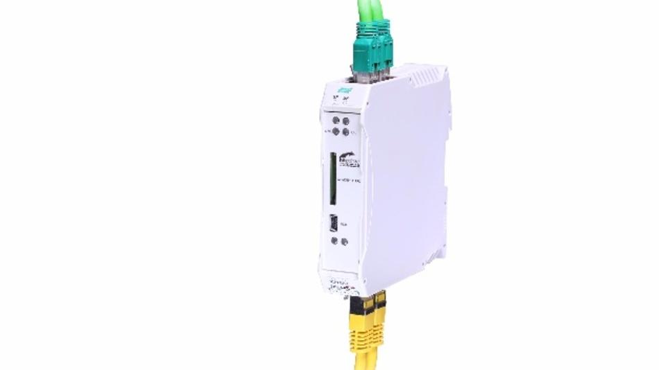 Auf das Gateway netTAP können 34 verschiedene Protokolle geladen werden.