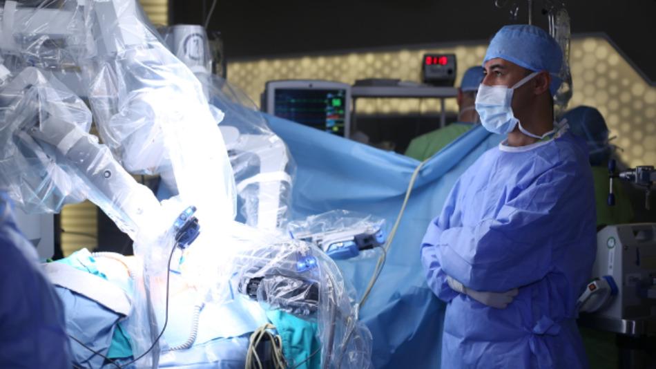 Da Vinci erleichtert Chirurgen und Patienten jede OP.