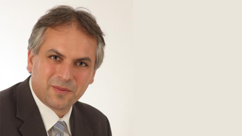 Dr. Stratis Tapanlis, Senior Produktmarketing Manager für die Energiespeichersysteme bei der BMZ Batterien-Montage-Zentrum GmbH.