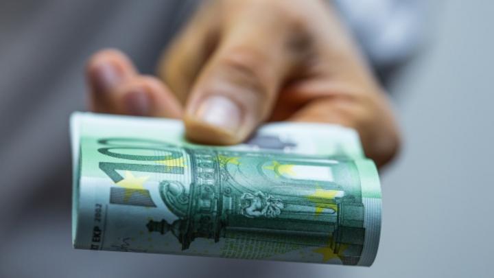 Geld Wechsel Tausch
