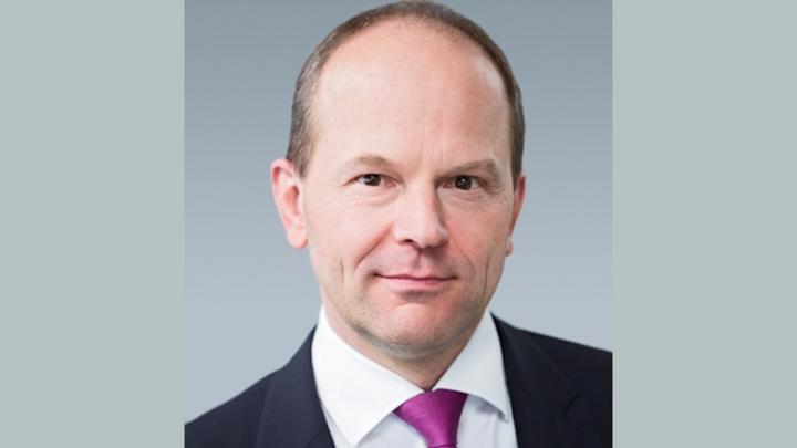Andreas Gerstenmayer  Vorstandsvorsitzender (CEO) seit 1. Februar 2010, bestellt bis 31. Mai 2021