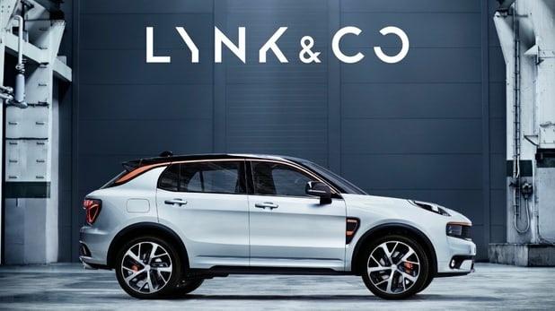 Erstes Modell der neuen Marke Lynk & Co von Geely ist ein SUV.