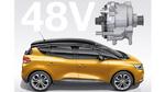 Erster 48-V-Hybrid Antrieb geht in Serie