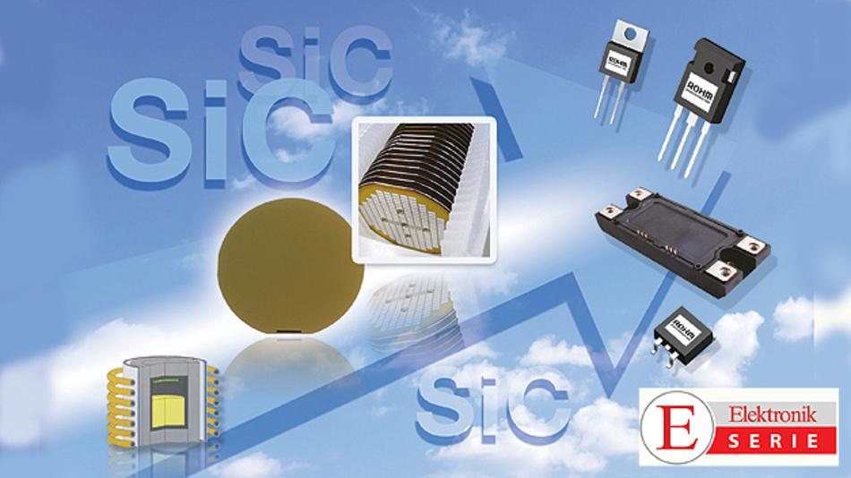Struktur und Qualität bei SiC-Bauteilen