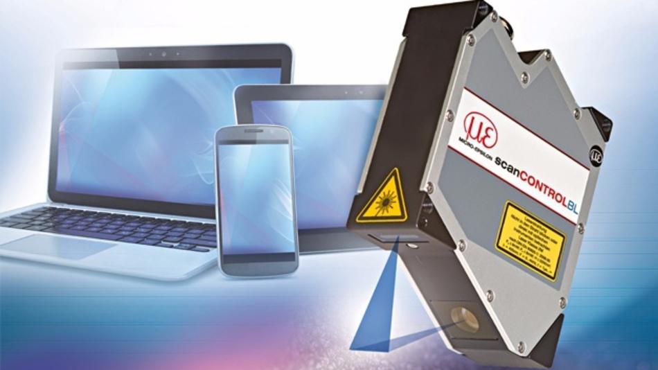 Bild 1: Überwachung der Fertigung von Smartphones, Tablets und Laptops.