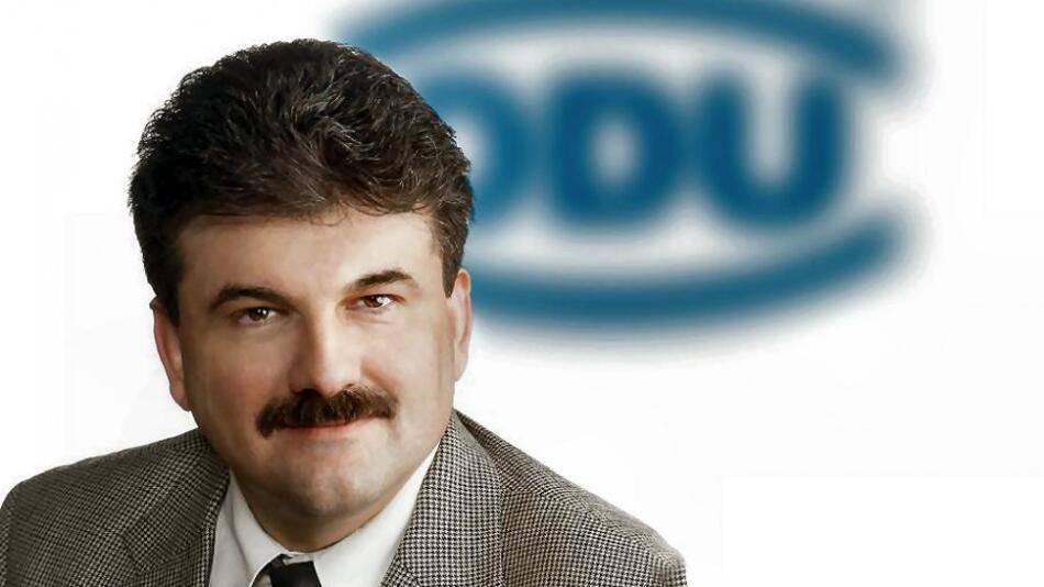 Doru Epure, CEO bei ODU Mexiko