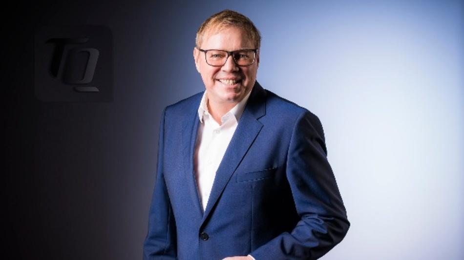 Reiner Gerstner, Chief Marketing Officer der TQ-Gruppe.