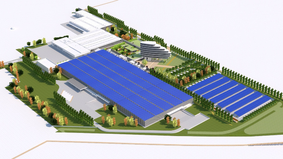 Bis 2018 will Bonfiglioli im Norden von Bologna eine neue Konzernzentrale errichten.