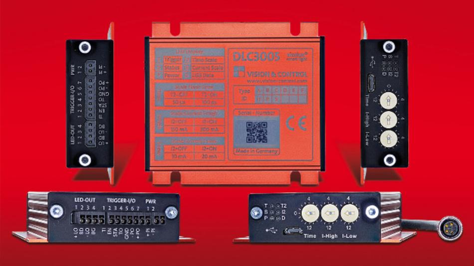 Um etwas Neuartiges handelt es sich laut Vision & Control bei der Beleuchtungstechnik »vicolux smart light«.