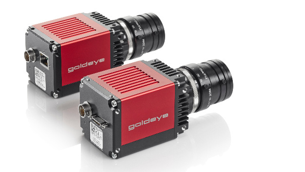 Um Hyperspektralkameras handelt es sich bei den Geräten der Serie »Goldeye G-033« von Allied Vision.