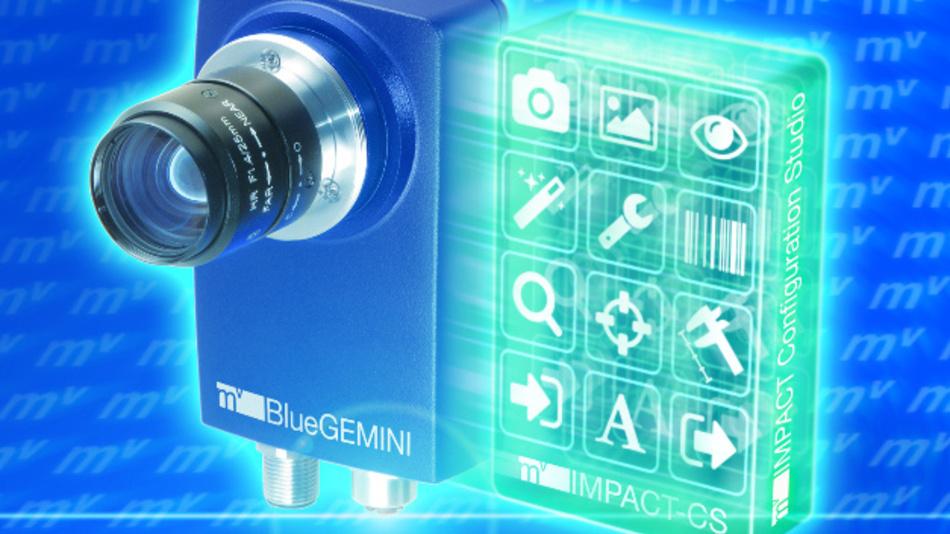 Mit einem neuen Measure-Tool ist das Release 1.3 der Software »mvIMPACT Configuration Studio« von Matrix Vision ausgestattet.