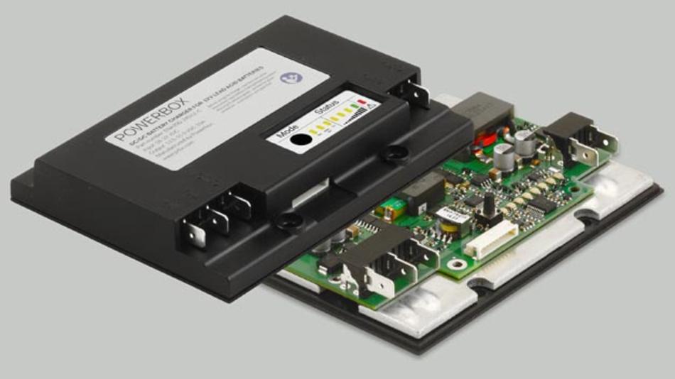 Smart-DC/DC-ENA200-Lademodul von Powerbox