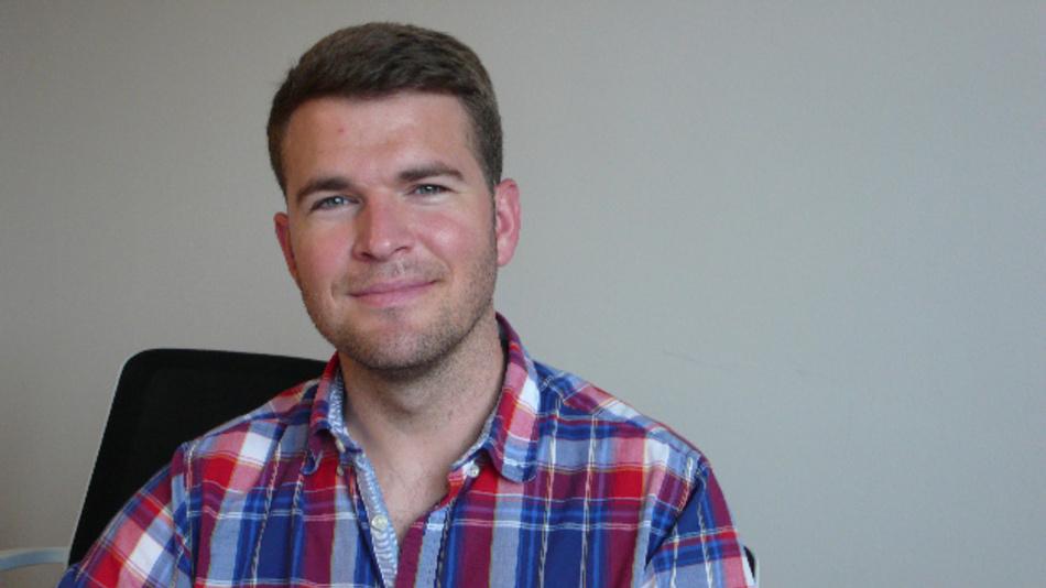 Johannes Hiltner, MVTec Software: »Smart Cameras sind für Industrie-4.0-Anwendungen sehr interessant.«