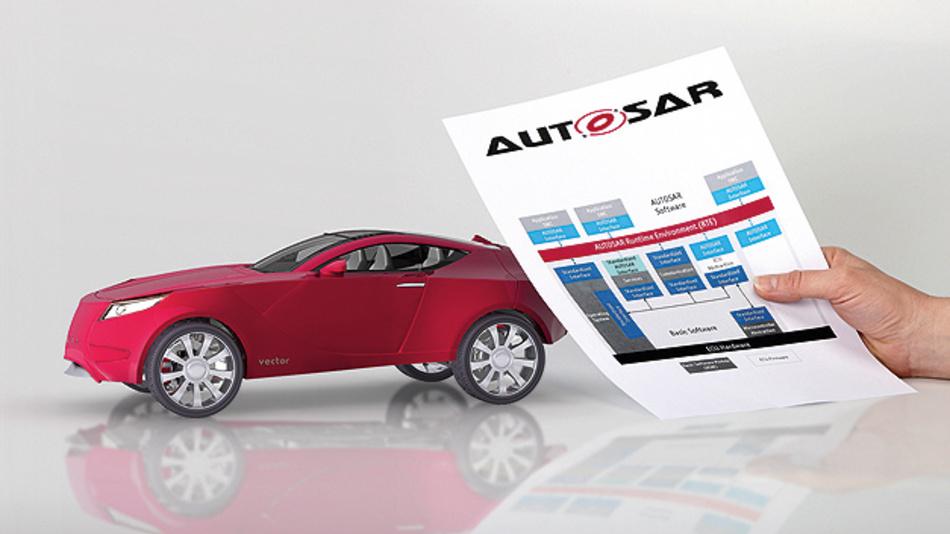 Autosar blickt  im Ganzen  auf die Systemsicht und spielt eine wichtige Rolle in der Digitalisierung.