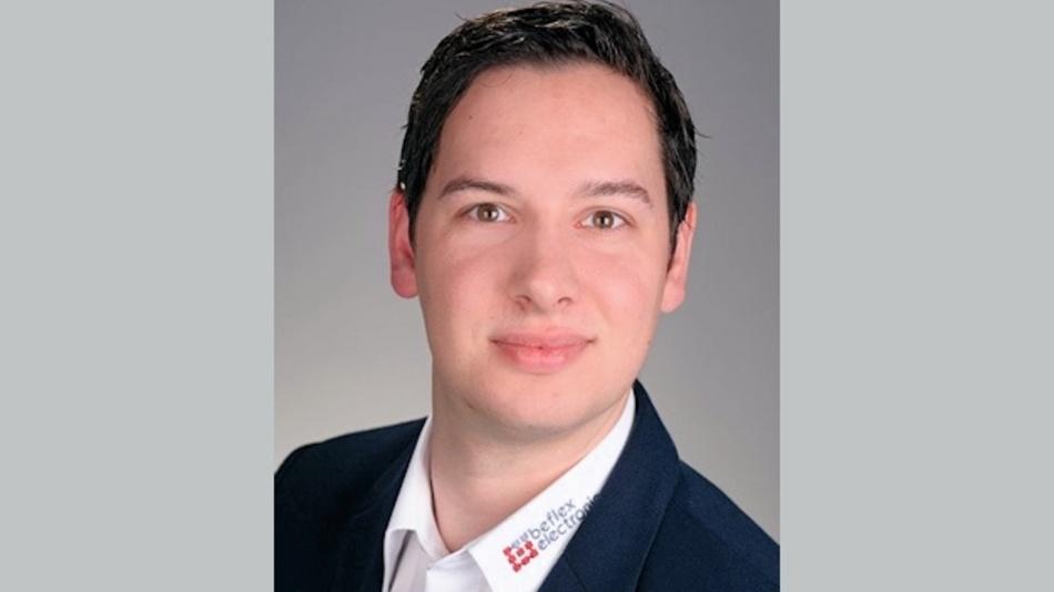 Seit Juli 2016 ist Florian Stöcker als Assistent der Geschäftsleitung bei dem EMS-Dienstleister beflex electronic