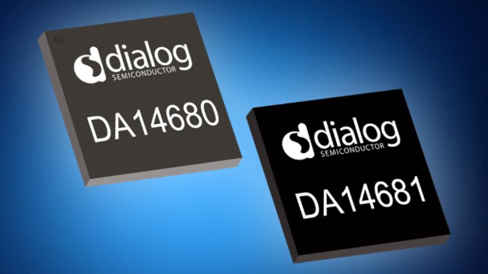 Der DA14681 bietet die richtige Mischung zwischen hoher Leitungsfähigkeit und geringer Energieaufnahme  und eignet sich für den Einsatz  in Multi-Sensor-Systemen und Always-on-Sensorsystemen.