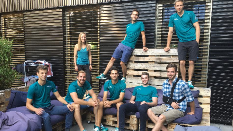 Nach rund zwei Jahren Entwicklungszeit will Evalu, das inzwischen aus neun Personen besteht, Anfang 2017 seine App auf den Markt bringen.
