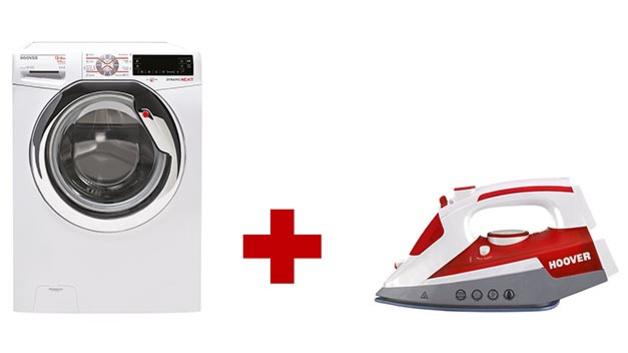 Candy hoover waschen trocknen bügeln etwas schneller