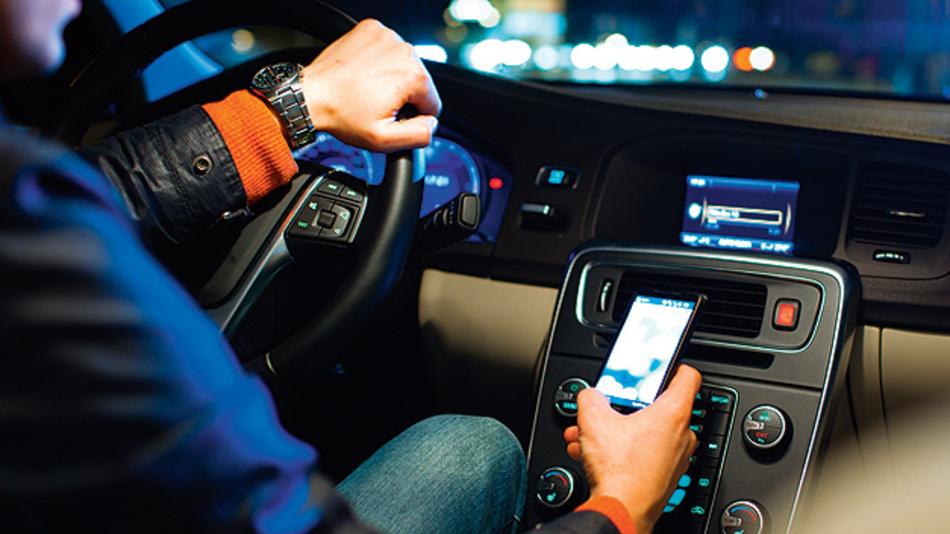 Ein Touchscreen ist nicht das A und O beim Steuern von Funktionen  im PKW.