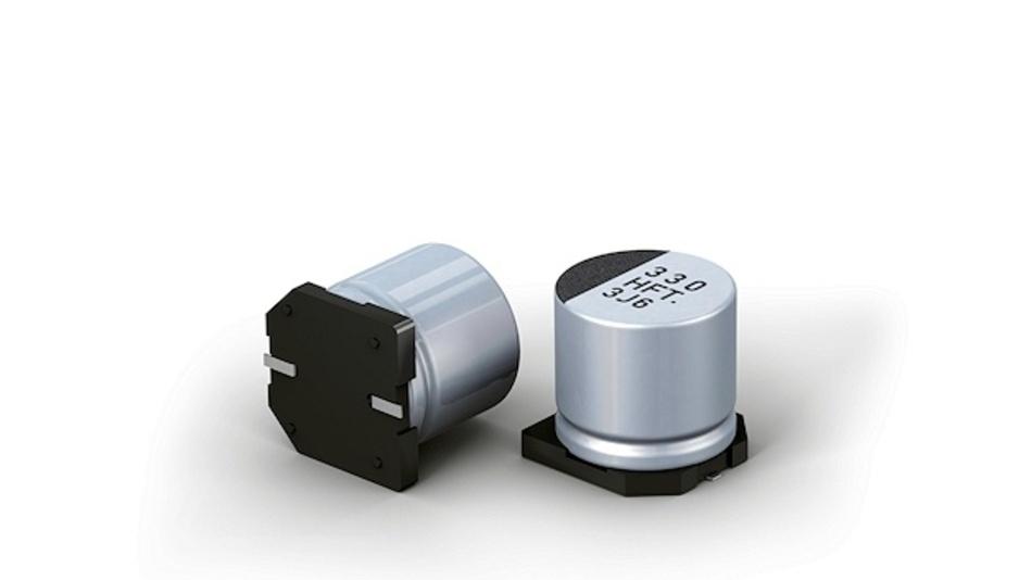 Aluminiumelektrolytkondensatoren der V-FT-Serie