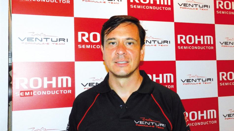 Franck Baldet, CTO von Venturi: »Das große Ziel besteht darin, ganz ohne Getriebe auszukommen.«