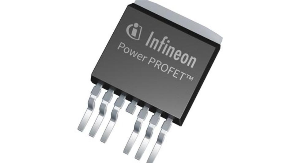 Mit den Halbleiterschaltern Power Profet von Infineon gibt es weniger Kabel im Auto.