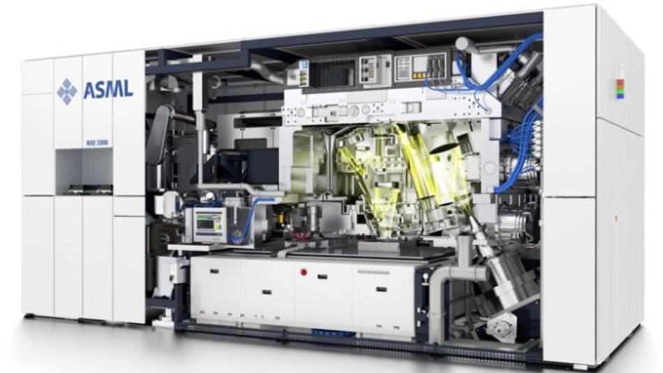 ASML und Zeiss arbeiten bei Halbleiterlithographiesystemen bereits seit drei Jahrzehnten zusammen, wobei typischer weise die Linsensysteme für die Lichtbündelung und Fokussierung bei der Belichtung feinster Strukturen auf den Halbleiterchips von Zeiss entwickelt wurden.