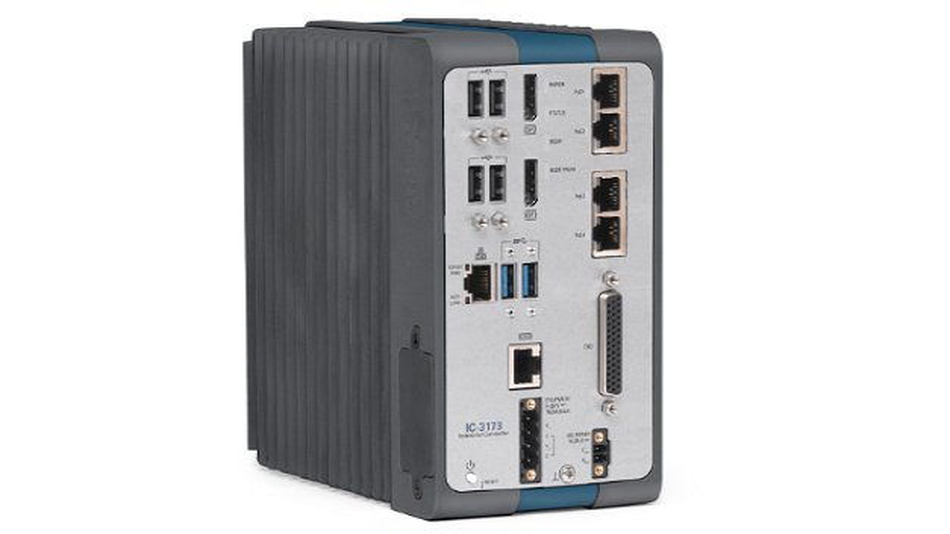 Mit LabVIEW programmieren lässt sich der Edge Controller IC-3173 von National Instruments.