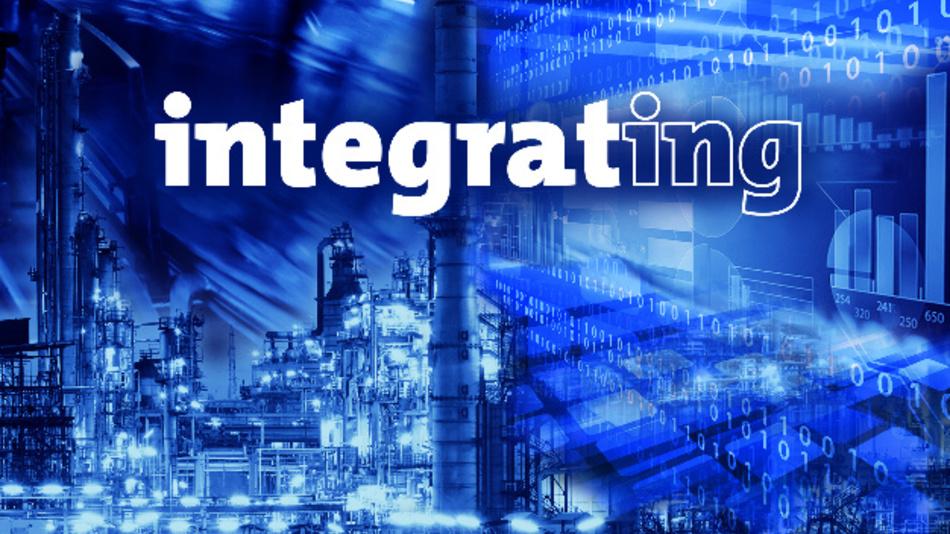 Unter dem Motto »integrating« stehen jetzt Softings Produkte und Dienstleistungen für den horizontalen und vertikalen digitalen Datenaustausch in industriellen Anwendungen.
