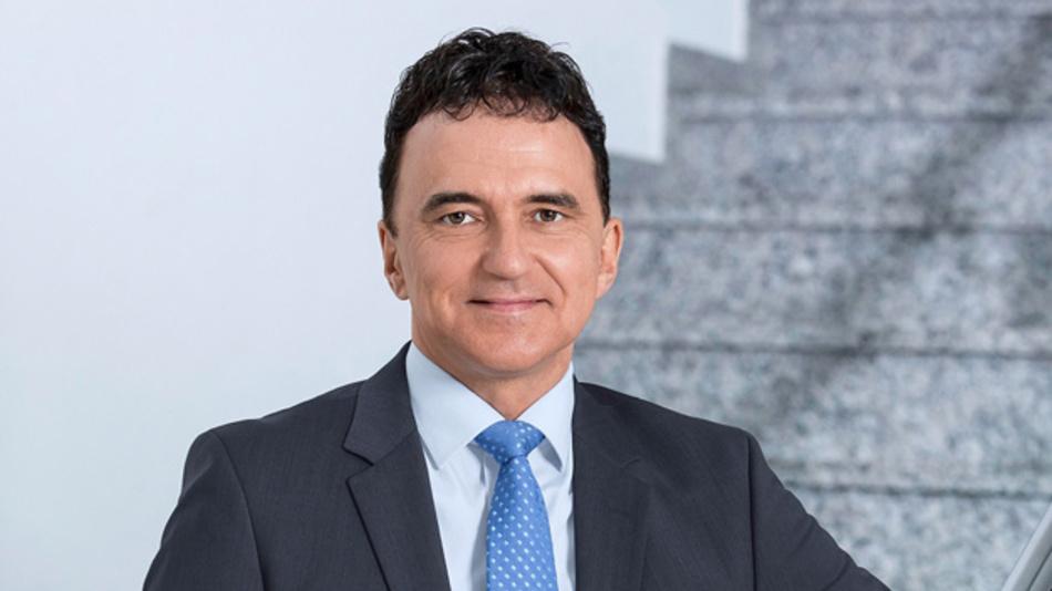 Herbert Schein, Vorstandsvorsitzender Varta AG.