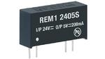 Im 1-W-Bereich stellt Recom mit der REM1-Serie eine Reihe galvanisch trennender, ungeregelter DC/DC-Wandler im SIP7-Gehäuse für die Medizinelektronik vor