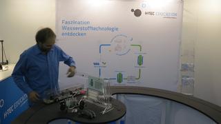 Wasserstofftechnologie von GPJOULE