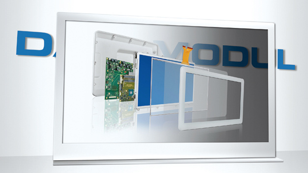 Nach wie vor fristet der industrielle Markt für OLEDs ein Nischendasein, für den Data Modul als industrietaugliche Innovation ein transparentes OLED-Display offeriert.