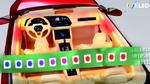 Inova revolutioniert Innenlicht in Autos