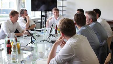 Teilnehmer des Roundtables
