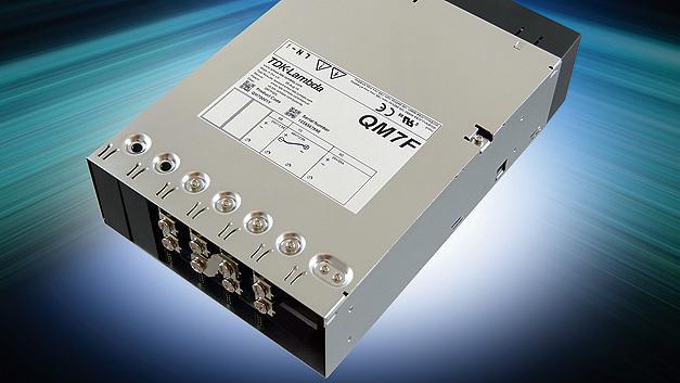 Modularen Netzteilserie QM - die erste Stromversorgung dieser Art über eine vollständige MoPP-Isolierung