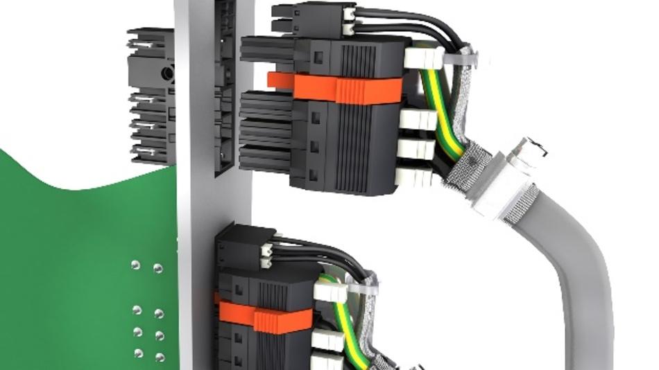 Hybrid-Steckverbinder
