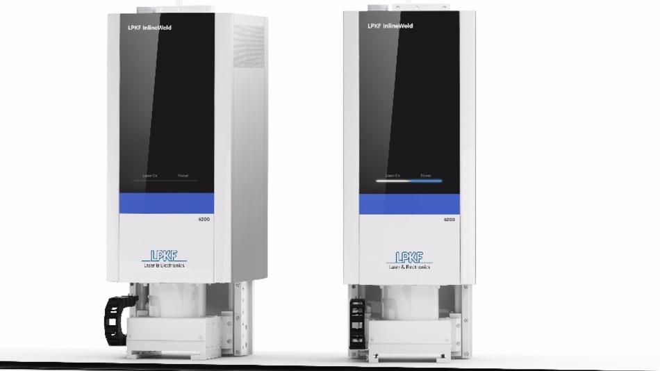 Das LPKF InlineWeld 6200 bietet eine höhere Leistung zu niedrigeren Preisen im Vergleich zur Vorgängergeneration.