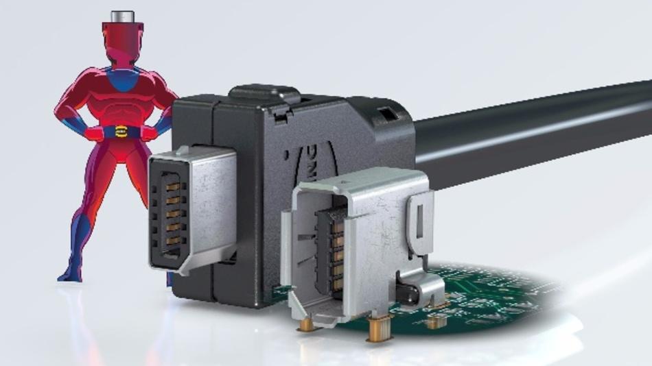 ix Industrial – eine neue miniaturisierte Ethernet-Schnittstelle
