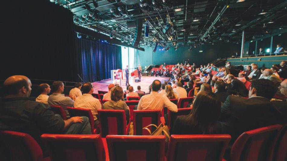 Rund 160 Besucher aus mehr  als 25 Ländern nahmen  an der von Converge  ausgerichteten Konferenz  »Future of Obsolescence Management« teil.