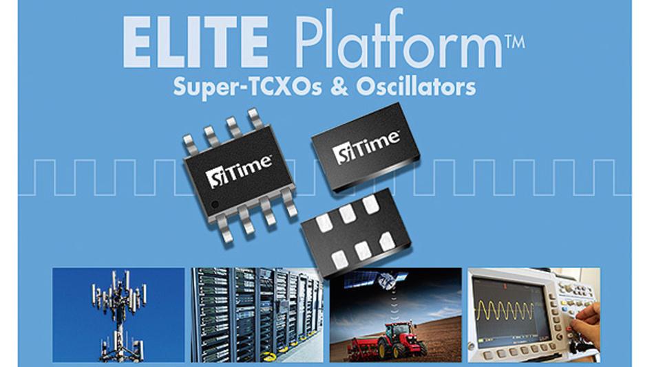 Zu den neuen Produktfamilien der Elite-Plattform zählen im Einzelnen Stratum-3-Präzisions-Super-TCXOs, Super-TCXOs, Differenzialoszillatoren und differenzielle Hochtemperatur-VCXOs.