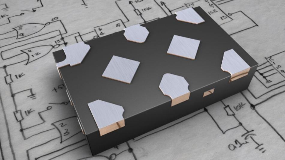 Das kompakte GX 8-Package von NXP.