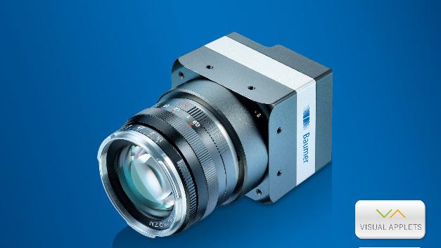 """Baumer hat die FPGA-Programmierumgebung """"VisualApplets"""" von Silicon Software mit seinen """"LX-VisualApplets""""-3D-Kameras nach dem Lasertriangulations-Prinzip kombiniert."""