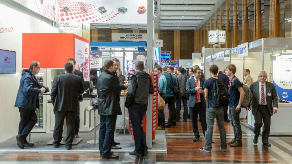 Die EMV 2017 findet vom 28. bis 30.03.2017 auf dem Messegelände in Stuttgart statt.
