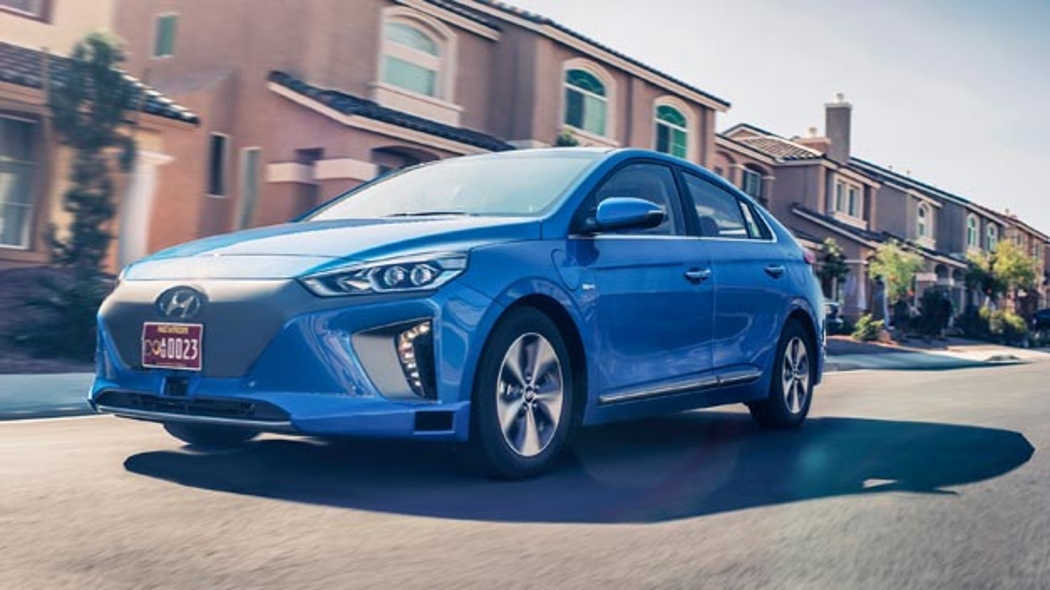Die Konzeptstudie Hyundai Ioniq Autonomous Concept