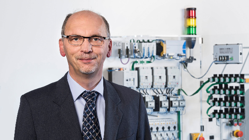 Heribert Einwag, Eaton: »Das Gateway 'EU5C-SWD-Sercos' wurde von Eaton und Hilscher gemeinsam entwickelt.«