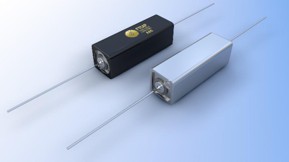Kubische Elektrolytkondensatoren