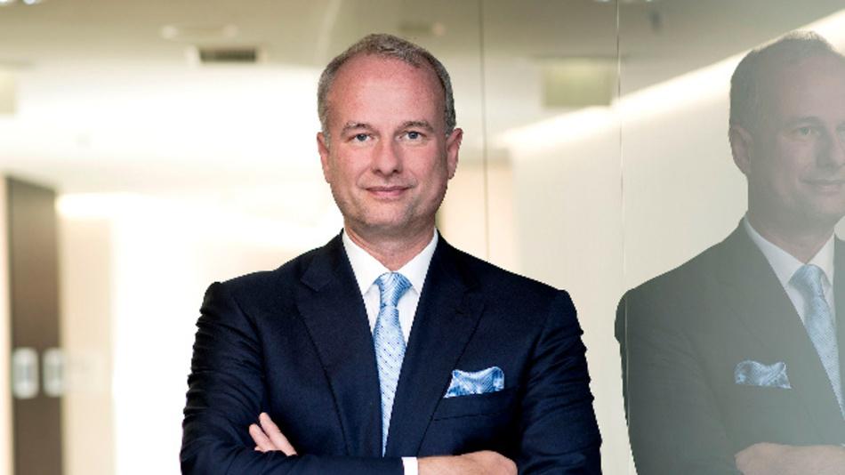 Alexander Everke, ams: »Der Markt, den wir bedienen, wächst durchschnittlich zwischen 14 und 17 Prozent – unser Ziel besteht darin, bis 2020 um 30 Prozent pro Jahr zuzulegen. Wir wollen schneller wachsen als alle anderen Firmen in diesem Markt.«