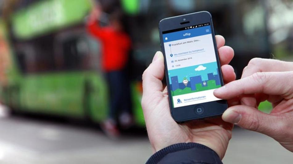 Die ZF-Denkfabrik erschließt sich durch die Zusammenarbeit mit dem deutschen Fernbus-Marktführer FlixBus neue Zielgruppen für ihre Mobilitätsplattform uflip.