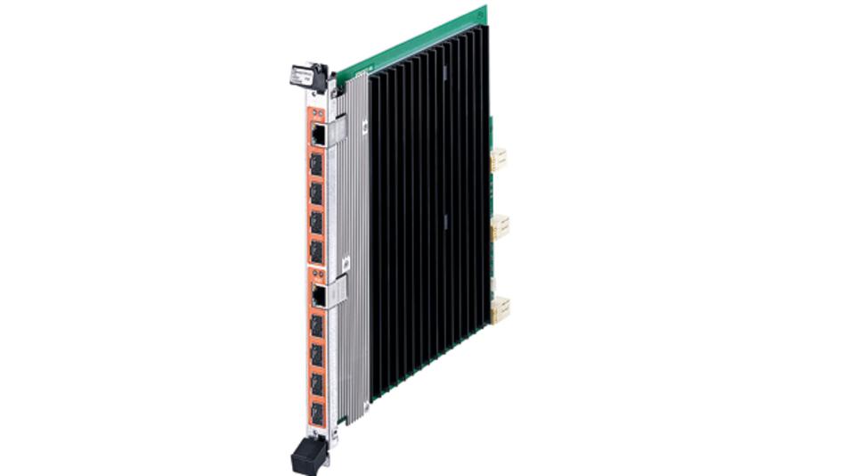»SECU1« von Keymile verschlüsselt Daten Ende-zu-Ende in paketbasierten MPLS-TP- Transportnetzen.